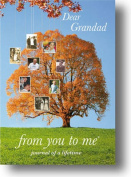 Dear Grandad, from you to me : Memory Journal capturing your own Grandfather's amazing stories