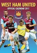 Official West Ham United FC 2011 Calendar