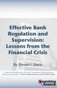 Effective Bank Regulation