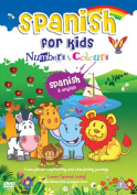 Spanish for Kids Numbers and Colours [Region 2]