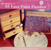 Get Creative: 55 Faux Finishes