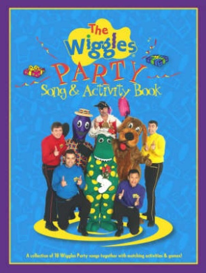 The Wiggles Party: Song and Activity Book