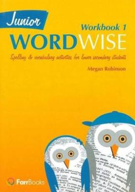 Junior Wordwise Book 1: Vocabulary, Spelling & Word Building Activities [Board book]