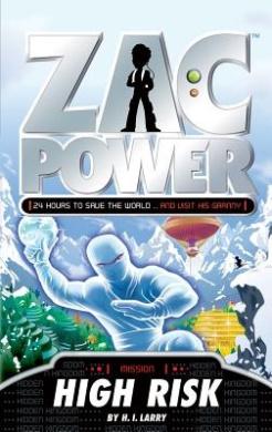 High Risk (Zac Power)