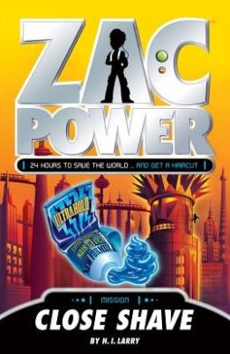 Zac Power: Close Shave (Zac Power)