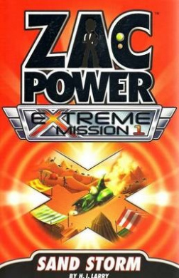 Zac Power Extreme Mission - Sand Storm