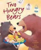 Two Hungry Bears