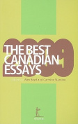 The Best Canadian Essays