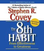 American Book 418773 The 8th Habit [Audio]