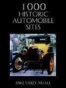 1000 Historic Automobile Sites