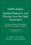 Applied Research and Practice from the Next Generation