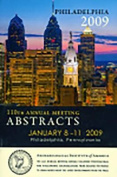 AIA 110th Annual Meeting Abstracts
