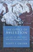 Office of Assertion