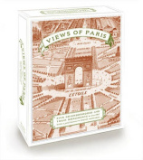 Views of Paris Boxed Notecards