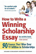 How to Write a Winning Scholarship Essay