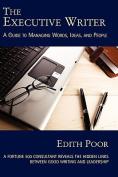 Executive Writer, the