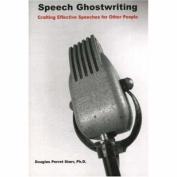 Speech Ghostwriting