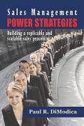 Sales Management Power Strategies