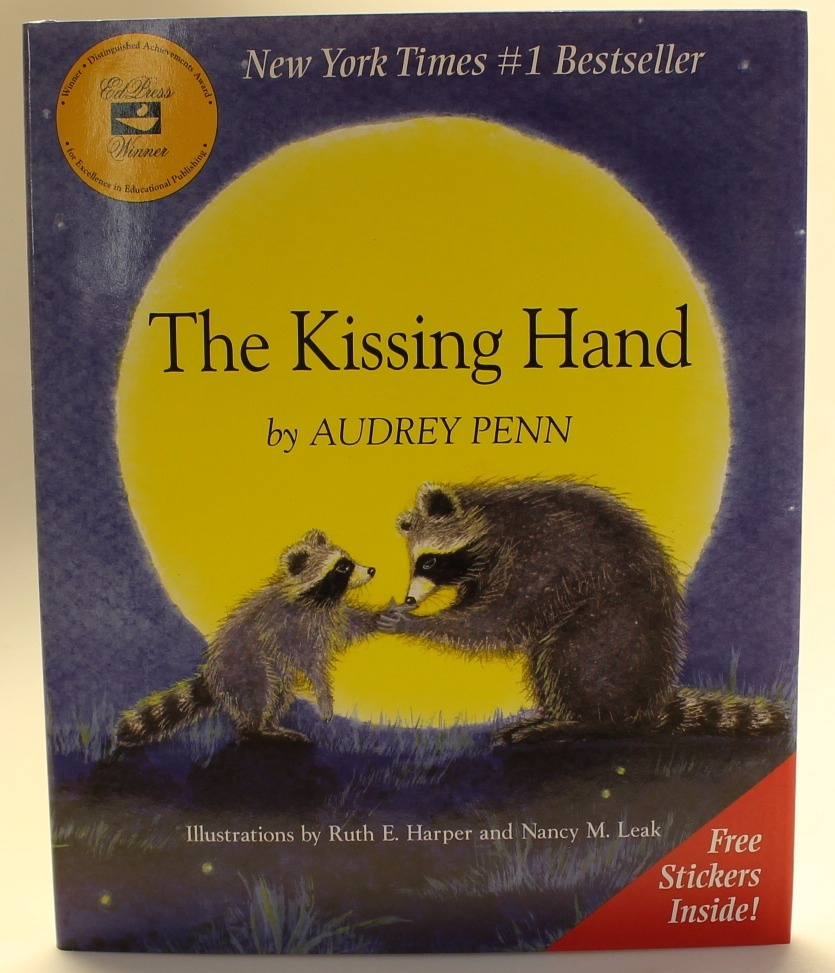 Kissing Hand Book