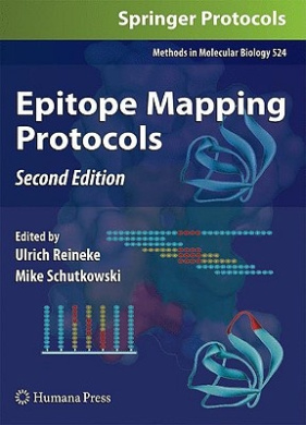Epitope Mapping Protocols: Preliminary Entry 2029 (Methods in Molecular Biology)