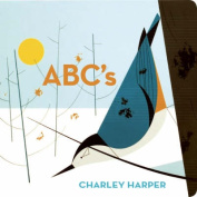 Charley Harper's ABC's [Board book]