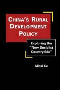 China's Rural Development Policy