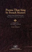 Poems That Sing by French Masters