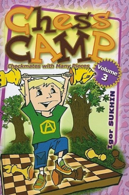Chess Camp: Volume 3: Checkmates with Many Pieces