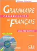 Grammaire Progressive Du Francais Textbook + CD-ROM  [FRE]