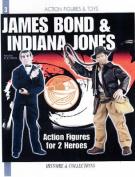 James Bond and Indiana Jones