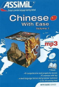 Pack MP3 Chinese 1 with Ease (Book + 1cd MP3)