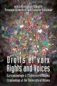 Droits et voix - Rights and Voices