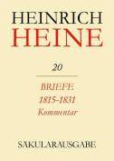Briefe 1815-1831 [GER]