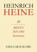 Briefe an Heine 1837-1841 [GER]