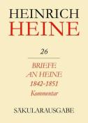 Briefe an Heine 1842-1851 [GER]