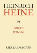 Briefe 1831-1841 (Saekularausgabe [GER]