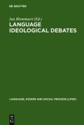 Language-ideological Debates