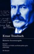 Ernst Troeltsch - Kristche Gesamtausgabe [GER]