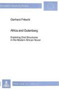 Africa and Gutenberg