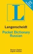 Langenscheidt Pocket Dictionary [RUS]