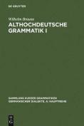 Althochdeutsche Grammatik I [GER]