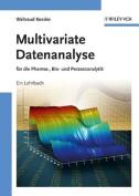 Multivariate Datenanalyse [GER]