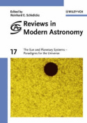 The Sun and Planetary Systems