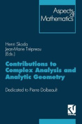 Contributions to Complex Analysis and Analytic Geometry [GER]