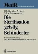 Die Sterilisation Geistig Behinderter [GER]