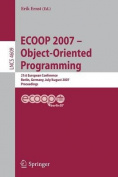 ECOOP - Object-Oriented Programming