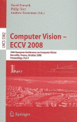 Computer Vision - ECCV 2008