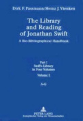The Library and Reading of Jonathan Swift
