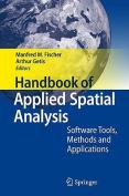 Handbook of Applied Spatial Analysis