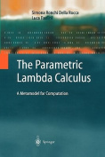 The Parametric Lambda Calculus (Texts in Theoretical Computer Science